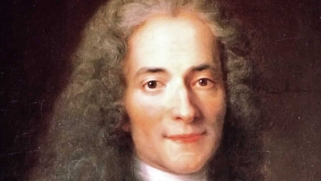 Voltaire: The Song Bird